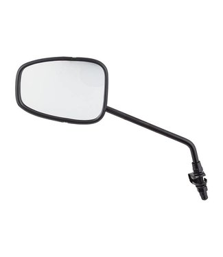 HEAVY DUTY HANDLEBAR MIRROR DELUXE 11.5in