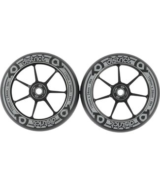 DISTRICT 110MM ALLOY CORE WHEELSET