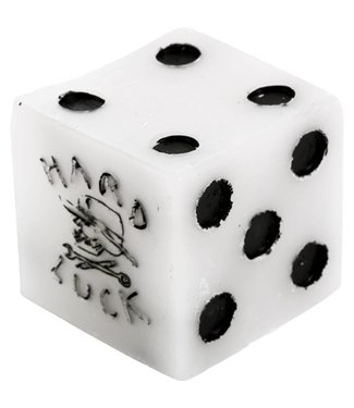 HARD LUCK DICE WAX WHITE