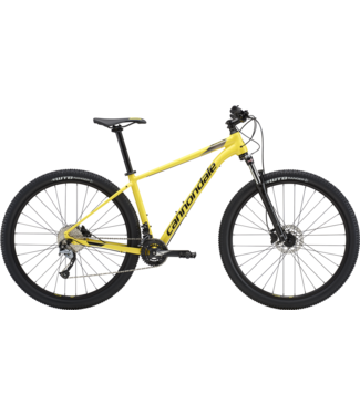 CANNONDALE 2019 29 Trail 6 LARGE YELLOW