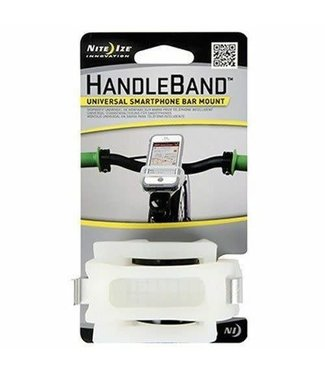 NITE IZE HBAR SMART HOLDER HANDLEBAND CLEAR