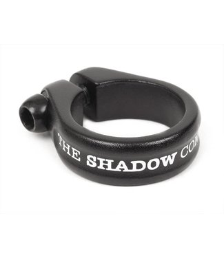 The Shadow Conspiracy Alfred Clamp Black