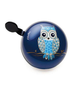Bell Electra Night Owl Ding-Dong Dark Blue