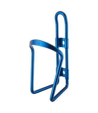 DELTA BOTTLE CAGE ALU BLUE