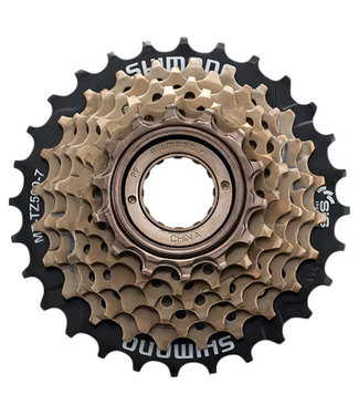 Shimano TZ500 7-Speed 14-28t Freewheel