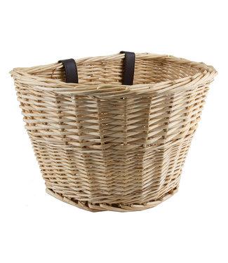 Classic Willow Basket 14x10x8.5 w/STRAPS