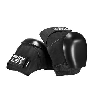 187 KILLER PADS PRO KNEE PADS BLACK SMALL