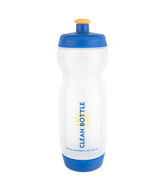 CLEAN DESIGNS CLEAN BOTTLE 22oz BOTTLE