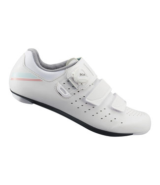 Shimano SH-RP400 BICYCLE SHOES WHITE 38.0