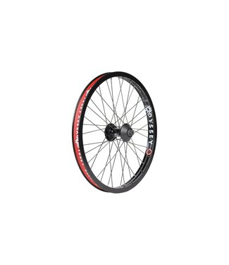 Hazard Lite Front Wheel Black