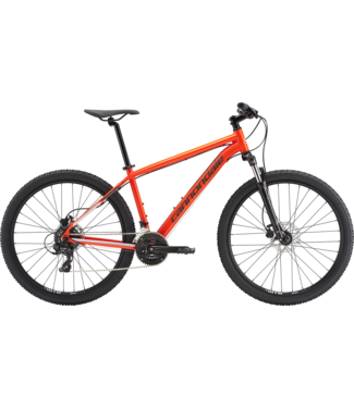 CANNONDALE 27 5 M Catalyst 2 ARD LG Acid Red Large