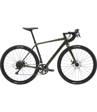 CANNONDALE 700 M Topstone Disc SE Sora Vulcan Green Medium