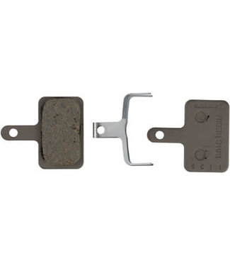 Shimano B01S Resin Disc Brake Pad and Spring
