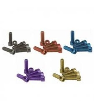 The Shadow Conspiracy HOLLOW BOLTS RED