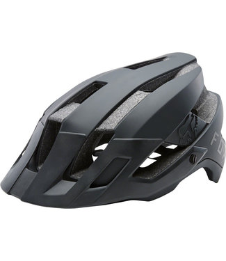 Fox Racing Flux Helmet  Black SM/MD