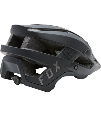Fox Racing Flux Helmet Black LG/XL