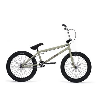 "TALL ORDER Pro Bike - Gloss Grey 20.85"""