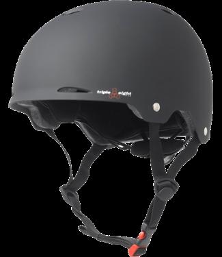 Triple Eight T8 Gotham Helmet s/m - Matte Black cpsc