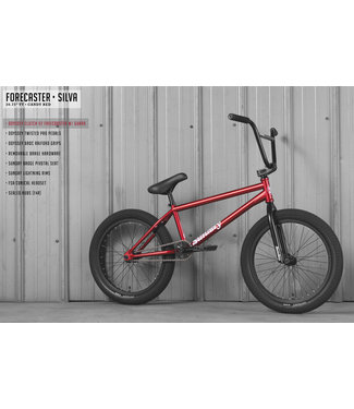 Sunday 2020 FORECASTER 20.75 CANDY RED (SILVA)