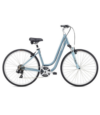 FUJI CROSSTOWN 2.1 LIGHT BLUE LS 17