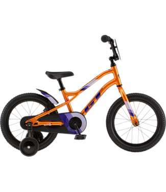 "Gt SIREN 16"" GIRLS ORANGE"