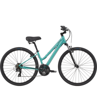 CANNONDALE 2020 700 F Adventure 2 Turquoise Small