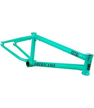 TOTAL BMX AMERICANO FRAME 20.5 MINT NICK BRUCE