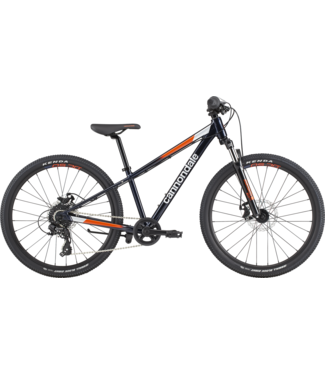 """CANNONDALE 2020 Kids Trail 24"""" Midnight Blue"""