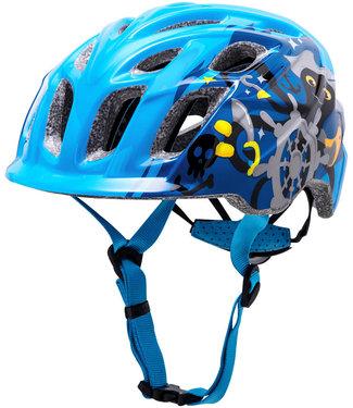 Kali Protectives Chakra Child Helmet Pirate Blue