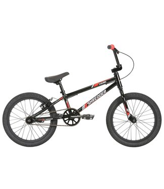 "HARO 2020 SHREDDER 18"" BLACK/RED"