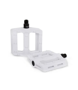 The Shadow Conspiracy SURFACE PLASTIC PEDALS WHITE