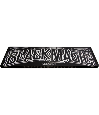 BLACK MAGIC BLACK GRIP TAPE PER SHEET
