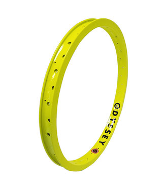 """Hazard Lite Rim 20"""" Flourescent Yellow, 36H"""