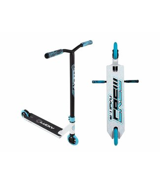 LUCKY CREW SCOOTER WHITE/BLUE