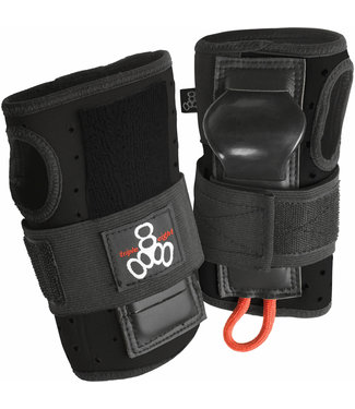 Triple 8 roller derby wrist saver xl black