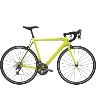 CANNONDALE 2020 CAAD Optimo Tiagra Nuclear Yellow 63cm