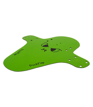 MILES WIDE FENDERS FRONT OR REAR DUCK FLAP GREEN