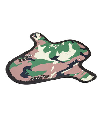MILES WIDE FENDERS FRONT OR REAR DUCK FLAP CAMO