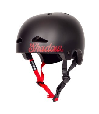 The Shadow Conspiracy FEATHERWEIGHT HELMET BIG BOY- AUTOGRAPHED BY BIG BOY