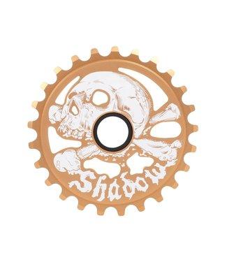 The Shadow Conspiracy Cranium Sprocket 25T Copper