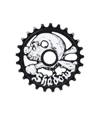 The Shadow Conspiracy Cranium Sprocket 25T Black