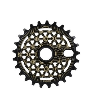 The Shadow Conspiracy MAYA SPROCKET 25T BLACK