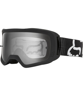 Fox Racing MAIN II RACE GOGGLE BLACK ONE SIZE