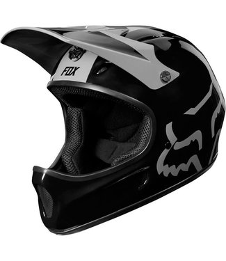 Fox Racing RAMPAGE HELMET BLACK ADULT MEDIUM