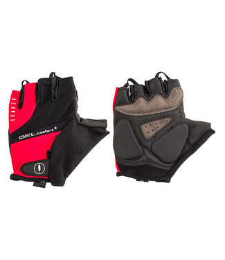 AERIUS GLOVES GEL MED RED