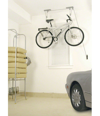 DELTA El Greco with kayak straps, Bikes: 1, Ceiling mounted