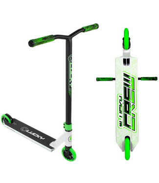 LUCKY CREW SCOOTER WHITE/GREEN
