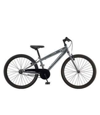 SUN BICYCLES SCOUT 24 1S GRAPHITE METALLIC