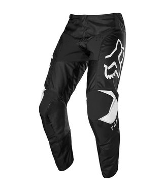 Fox Racing RACE PANTS - YOUTH 180 PRIX - SIZE 22 - BLACK