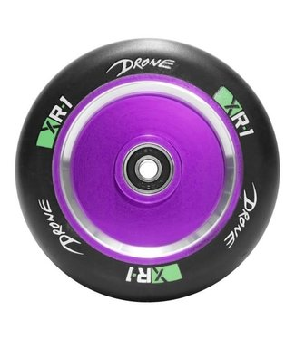 DRONE SCOOTER WHEEL DRONE XR-1 120mm purple